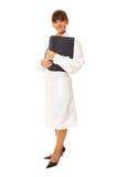 femelle de docteur Image libre de droits
