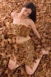 Femelle normale Photo libre de droits