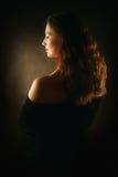 Femenino y blando Imagen de archivo