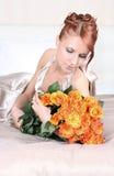 Feminidad Fotos de archivo