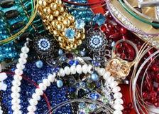 Feminine accessories Stock Photos