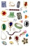 Feminine accessories Stock Photo