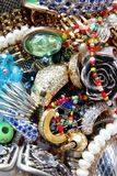 Feminine accessory set Royalty Free Stock Photography