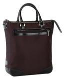 Feminine bag. Isolated Stock Photo