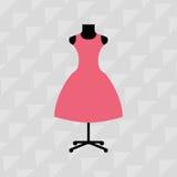 Feminine fashion design Royalty Free Stock Photos
