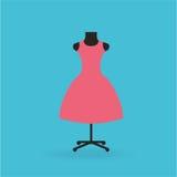 Feminine fashion design Royalty Free Stock Photo