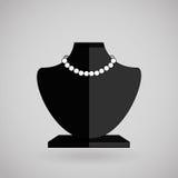 Feminine fashion design Royalty Free Stock Image