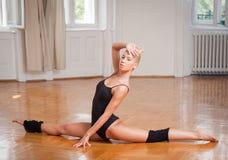 Feminine fitness. Stock Images