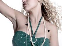 Feminine Form Royalty Free Stock Photo