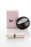 Feminine Hygiene Moxie tampons Royalty Free Stock Image