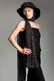 Feminine image Royalty Free Stock Photo
