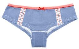 Feminine panties Stock Image