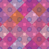 Feminine Rhombus Seamless Pattern_eps Royalty Free Stock Photo