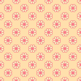 Feminine  seamless pattern Royalty Free Stock Photography