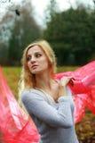 Femininity Royalty Free Stock Images