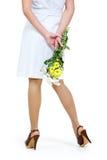 Femininity Royalty Free Stock Image
