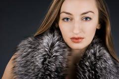 Femme à la mode photographie stock libre de droits