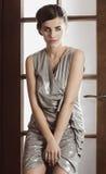 Femme élégante sensuelle photo libre de droits