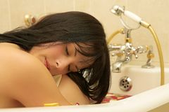 Femme #113 photo stock