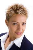 Femme 2 d'affaires Photos stock