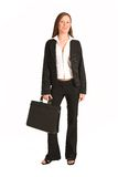 Femme #201 (GS) d'affaires Photos libres de droits