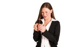 Femme #218 (GS) d'affaires Images stock