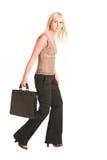 Femme #308 d'affaires photo libre de droits