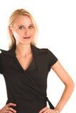 Femme #365 d'affaires Images stock