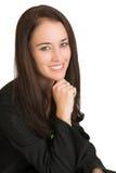 Femme #531 d'affaires Photos stock