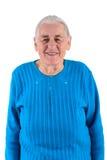 Femme aînée heureuse Photos libres de droits