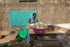 Femme africain image libre de droits