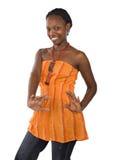 Femme africain Photographie stock libre de droits