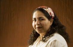 Femme arabe Photo stock