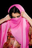 femme Arabe Photographie stock