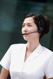 Femme asiatique d'affaires Photo libre de droits