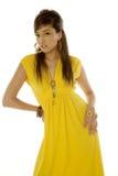 Femme asiatique magnifique Images stock