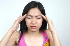Femme asiatique (séries) Photographie stock