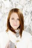 femme attirant Photographie stock libre de droits