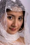 Femme attirant Photos stock