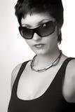 Femme attirant. photo libre de droits