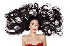 Femme chinois Photographie stock libre de droits