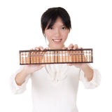 Femme chinoise d'affaires Image stock