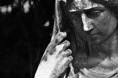 Femme commémoratif Photographie stock libre de droits