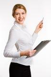Femme confiant Photos stock