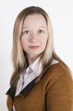 Femme confiant photographie stock libre de droits