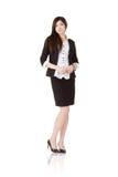 Femme confiante de gestionnaire Images stock