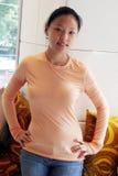 Femme coréen photographie stock libre de droits