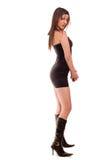 Femme d'élégance image stock
