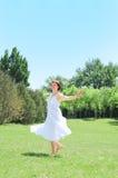 Femme d'été Photo libre de droits