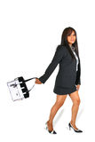 Femme d'affaires Image stock
